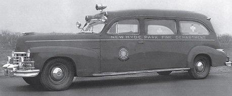1949 Ambulance