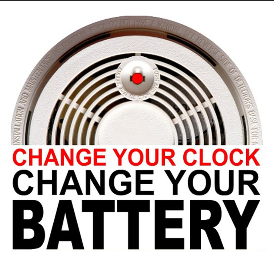 Change Your Clock, Change Your Battery!